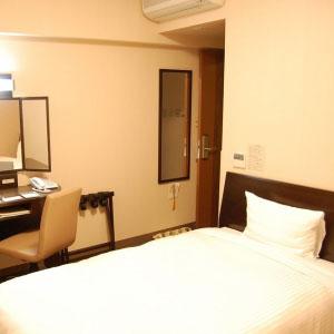 ホテルルートイン横浜馬車道/客室