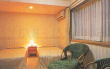 囲炉裏と温泉露天風呂 コッヘル磐梯/客室