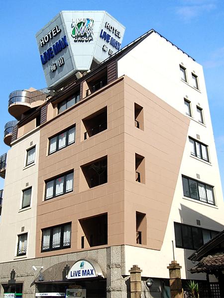 ホテルリブマックス梅田/外観