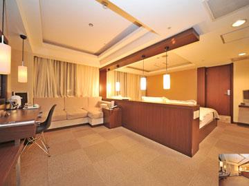 インペリアルパレスシティホテル福岡(旧:IP CITY HOTEL Fukuoka )/客室