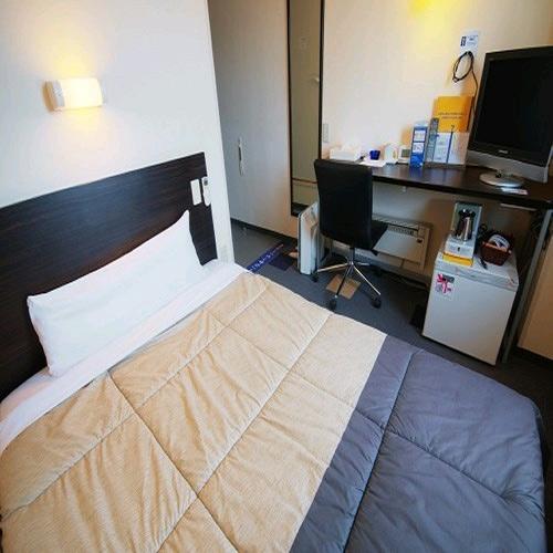 スーパーホテル松本天然温泉 諏訪の湯/客室