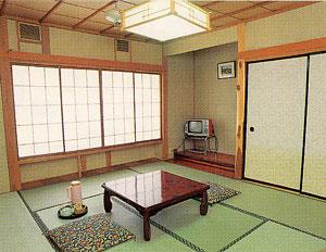 ひよどり山荘/客室