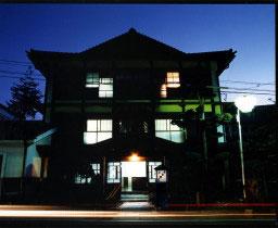 井出野屋旅館/外観
