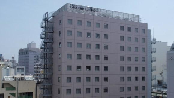 リッチモンドホテル熊本新市街/外観