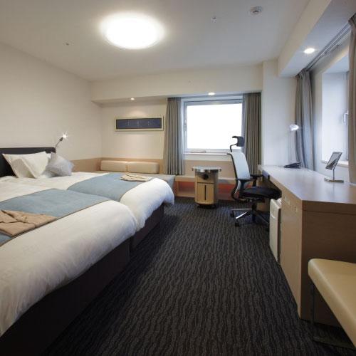 リッチモンドホテルプレミア武蔵小杉/客室