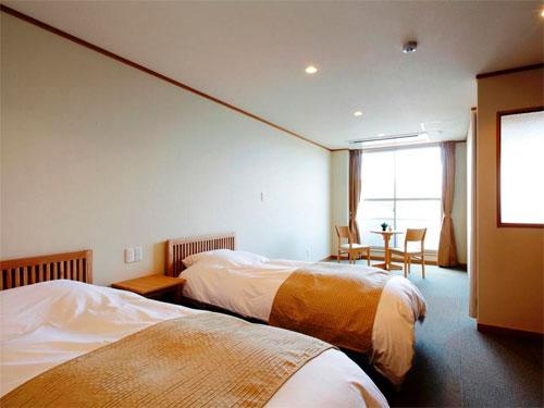 高室山温泉 パノラマホテル(旧:まきばの宿)/客室