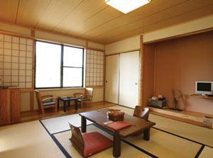 由布院温泉 旅の宿 ぽっぽ庵/客室