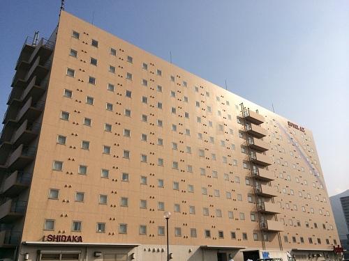 HOTEL AZ 北九州八幡店/外観