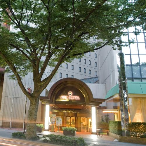アークホテル仙台青葉通り -ルートインホテルズ-/外観