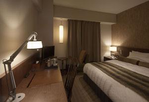 松本丸の内ホテル(旧:ホテル アルモニービアン)/客室