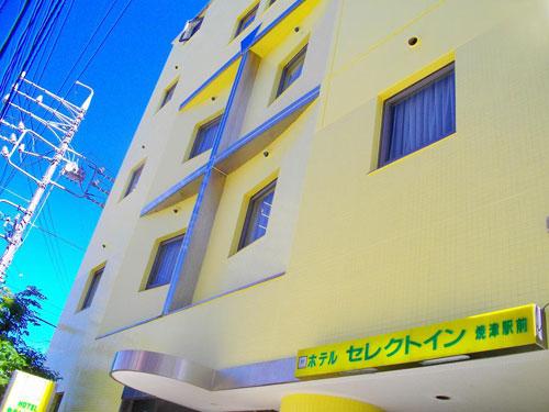 ホテルセレクトイン焼津駅前/外観
