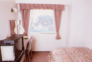 ホテル 五番館(旧 ホテル 対雲)/客室