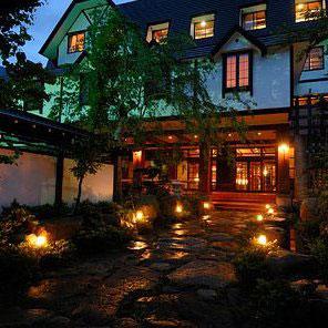 穂高荘 山のホテル/外観