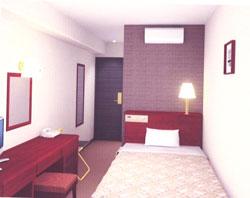 ホテルグランスパ アベニュー/客室