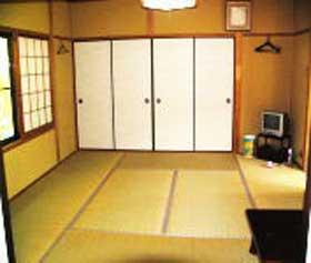 森のお宿/客室