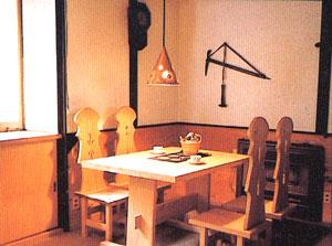 ペンション パンセ/客室