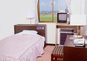 ビジネスホテル 西ノ庄/客室