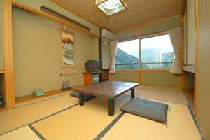 聖の湯 民宿 粋泉荘/客室