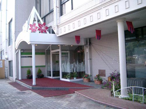 松浦シティホテル/外観