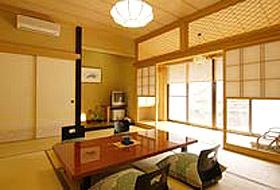 磐梯熱海温泉 万葉の宿 八景園/客室