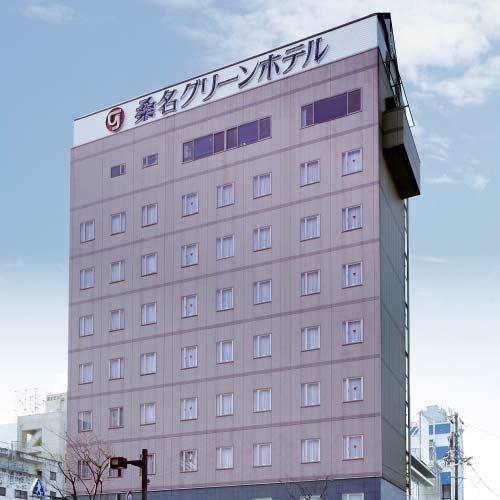 桑名グリーンホテル<桑名駅前>/外観