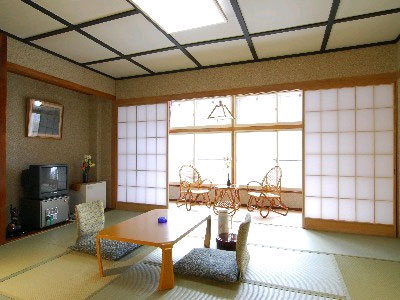 志賀の湯ホテル/客室