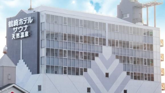 鶴崎ホテル/外観