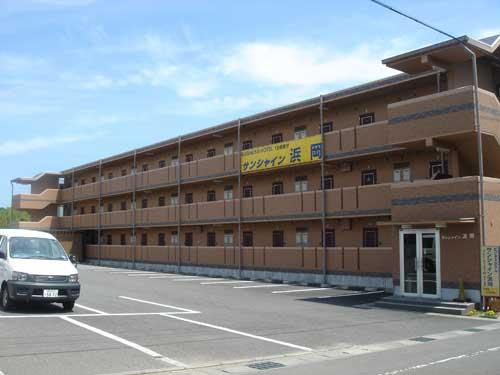 ビジネス ホテル サンシャイン 浜岡/外観