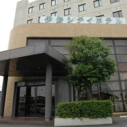 伊勢シティホテル/外観