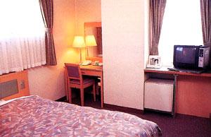 ビジネスホテル アップル/客室