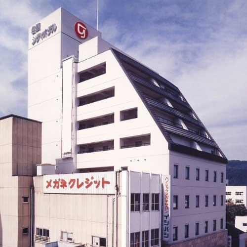 名張シティホテル/外観