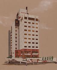第二サンライズホテル/外観