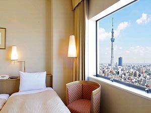 第一ホテル両国/客室