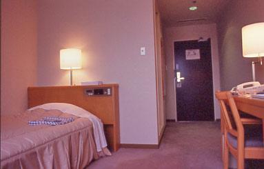 JMSアステールプラザ 広島市国際青年会館/客室
