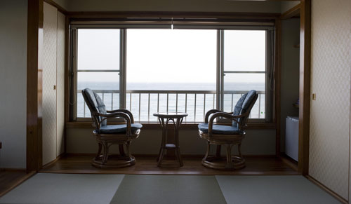 渚の宿 すずき/客室