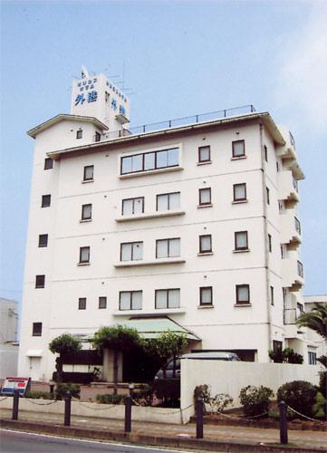 ビジネスホテル外港/外観