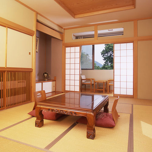 猿ヶ京温泉 美國荘/客室