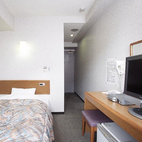 ホテルニューバジェット室蘭/客室
