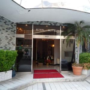横浜ロイヤルホテル/外観