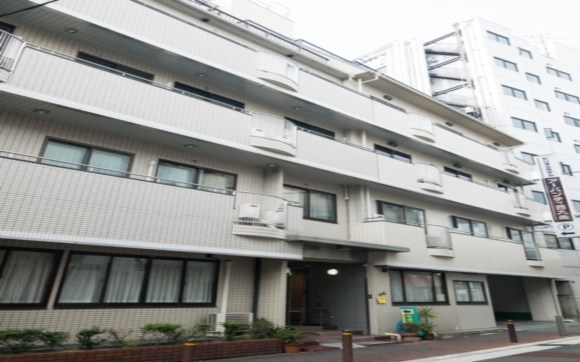 ビジネスホテル アーバンティ西九条/外観