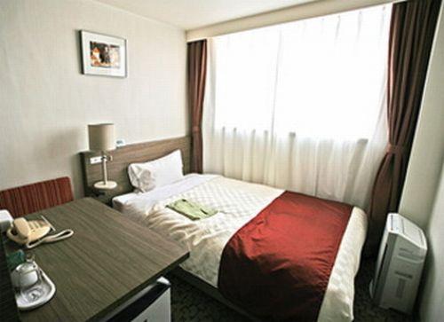 広島インテリジェントホテル/客室