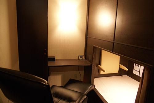 宿泊特化型ホテル ウェルキャビン中洲/客室