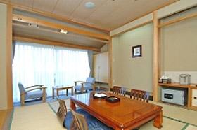 南部町農林漁業体験実習館チェリウス/客室