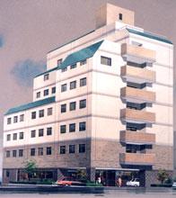 萃豊閣ホテル(南福岡グリーンホテル新館)/外観