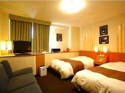 ホテル アバローム紀の国/客室