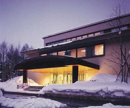 Aqua Alpine Hotel/外観