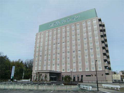 ホテル ルートイン名張/外観