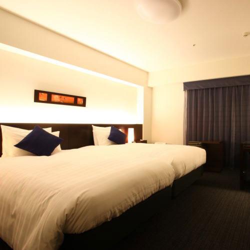 リッチモンドホテル鹿児島天文館/客室