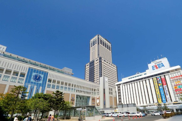 JRタワーホテル日航札幌/外観