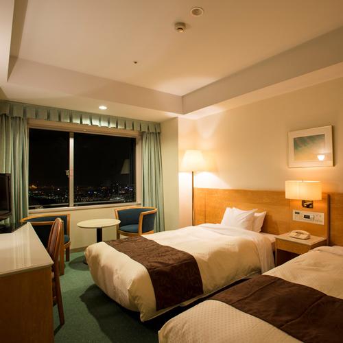 ホテル大阪ベイタワー/客室